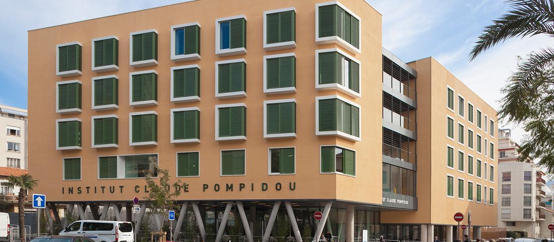 L'institut Claude Pompidou