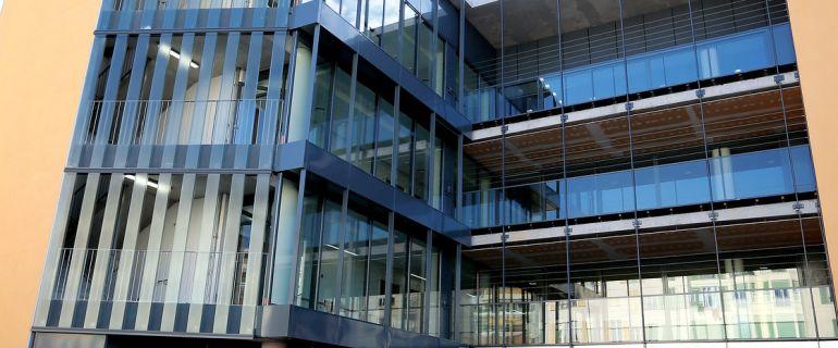 Institut Claude Pompidou - façade